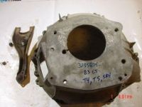 Find 80-86 Jeep CJ Bell housing T4 T5 SR4 transmission CJ5 CJ7 Scrambler 3235824 motorcycle in Bernville, Pennsylvania, United States, for US $150.00