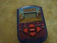 Collectible Vintage Hand Held Electronic Hangman Game Milton