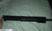 For Sale: New never fired ar15 pistol upper