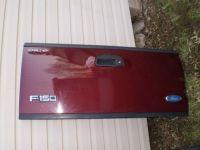 FOMOCO FORD 97-04 ford tailgate lightning crew cab oem rare harley gate RARE black