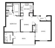 $5730 1 apartment in Alameda County