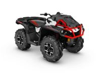 2017 Can-Am Outlander X mr 650 Utility ATVs Leesville, LA