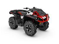 2017 Can-Am Outlander X mr 650 Utility ATVs Jesup, GA
