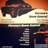 Perr s Snow Control