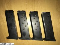For Sale: Beretta Tomcat 3032 Auto 32 ACP Magazines Pistol Clips
