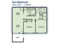 Woods at Southlake Apartment Homes - Two BR