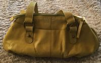 Large green Hobo Luxe leather purse hand bag shoulder bag purse
