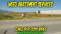 Weed Abatement & Brush Clearing Services