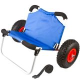 Buy Canoe or Kayak Transport Boat Carrier Dolly Launch Cart with Seat KC-Dolly-Seat motorcycle in West Bend, Wisconsin, United States