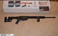 For Sale: Gen 2 Ruger 6.5 Creedmoor Precision Rifle