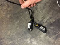 Sell Mercedes SLK 320 230 Left Right Airbag Air Bag SRS Impact Sensor 0018200726 OEM motorcycle in New Port Richey, Florida, United States, for US $24.99