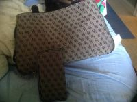 Signature DooneyBourke. Includes matching case for glasses.