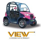 THE VILLAGES QUALITY NEW GOLF CARS WITH A/C RADIO AND MORE