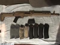 For Sale/Trade: Saiga IZ-240 converted