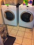 Washer dryer nearly new
