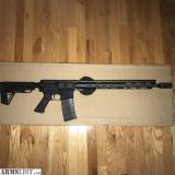 "For Sale: NEW AR -With 18"" Match Grade Barrel"