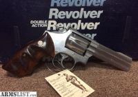 For Sale: Smith & Wesson 617 Early No Dash 22 lr 4 W/ Box