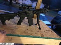 "For Sale: ""Reduced "" Ar15"