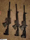 For Sale: CA Legal Featureless AR-15s