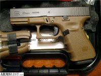 For Trade: Glock 23 FDE