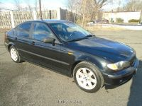 2004 BMW 3-Series 325i Sedan 5-Speed Automatic