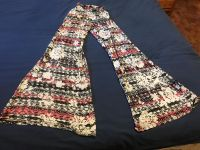 About A Girl Los Angeles Silky Flared Leggings. Size XS. Rayon/Spandex. EUC