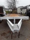 1986 CRONKHITE 5110 FLAT DOVETAIL TRAILERS