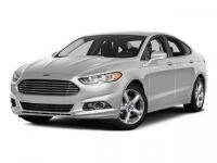 2016 Ford Fusion SE (Gray)