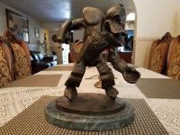 "WILD WING ""DEFENDING THE POND"" LIMITED EDITION BRONZE SCULPTURE"