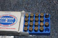 For Sale: REMINGTON 10mm AMMO 18 BULLETS