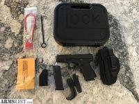 For Sale: Glock 19 Gen. 4