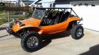 Manx Style Buggy With Corvair Engine