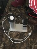 Apple Iphone & Apple Watch Dock with Apple Watch Charger