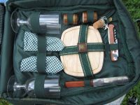 $50, 2 Person PICNIC BACKPACK  with Everything