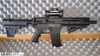 For Sale: AR-15 223/556 Aero Precision pistol with CNC TRIGGER