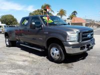 2007 FORD F-350 CREW DUALLY 4WD