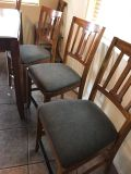 Dining Table and Chairs-7 piece