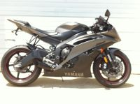 2013 Yamaha YZF-R6 SuperSport Motorcycles Sanford, NC