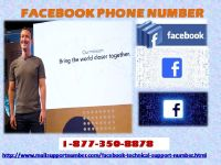 Obtain Facebook Phone Number 1-877-350-8878 to like our sizzling Combo Offer