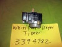 Whirlpool Dryer Timer 3394782 90 Days Warranty.