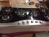 Viking Gas Cook top