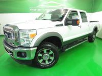 2011 Ford F-250 LARIAT Leather 4x4 w/BackUp Cam
