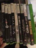 10 x box games all for $50 obo