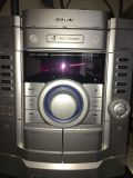 Sony 3disc cd player