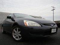 2003 Honda Accord Cpe EX Auto V6 w/Leather