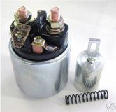 Purchase Starter solenoid for mercedes bmw 524td delorean dmc-12 bosch 1981-1999 motorcycle in Lexington, Oklahoma, US, for US $49.95