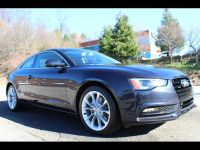 Used 2014 Audi A5 Coupe 2.0T quattro Manual, 76,570 miles
