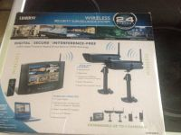 Wireless surveillance security camera system
