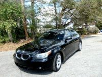 2007 BMW 5-Series 4dr Sdn 525i RWD