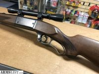 For Sale: Savage Model 99f Lever Action Rifle With Vintage Weaver Scope 1955 Nice .300 Savage